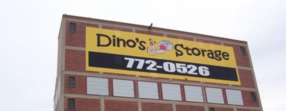 Dinos Storage – Winnipeg Canada