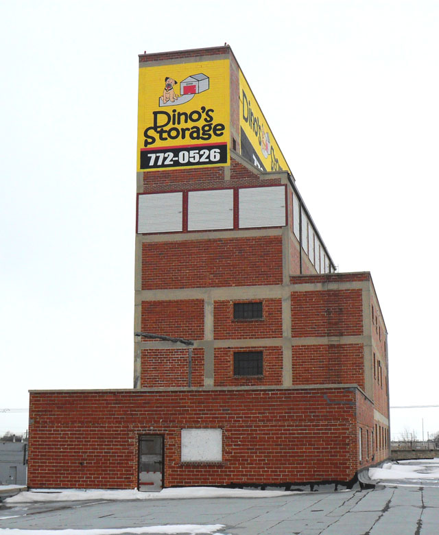 Winnipeg indoor Storage