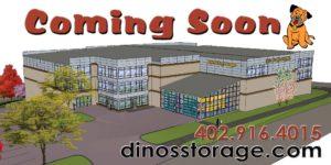 Dinos Storage Benson